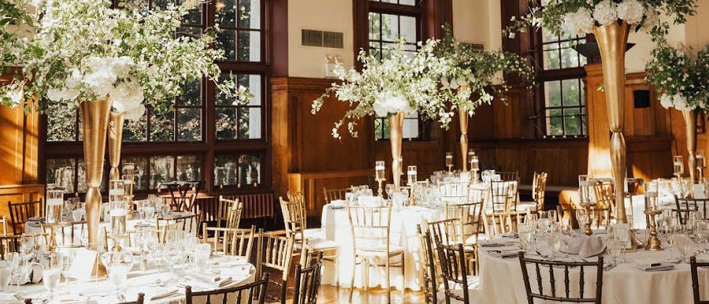 Wedding at Snug Harbor in NYC