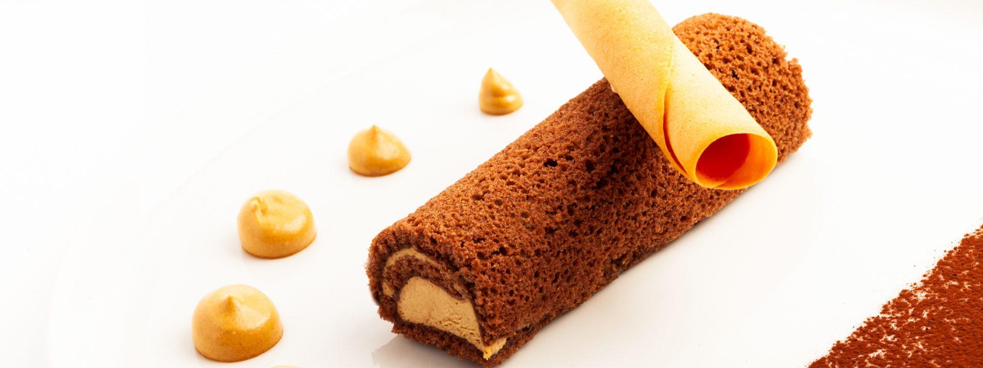 DESSERT HAZELNUT SPONGE CAKE