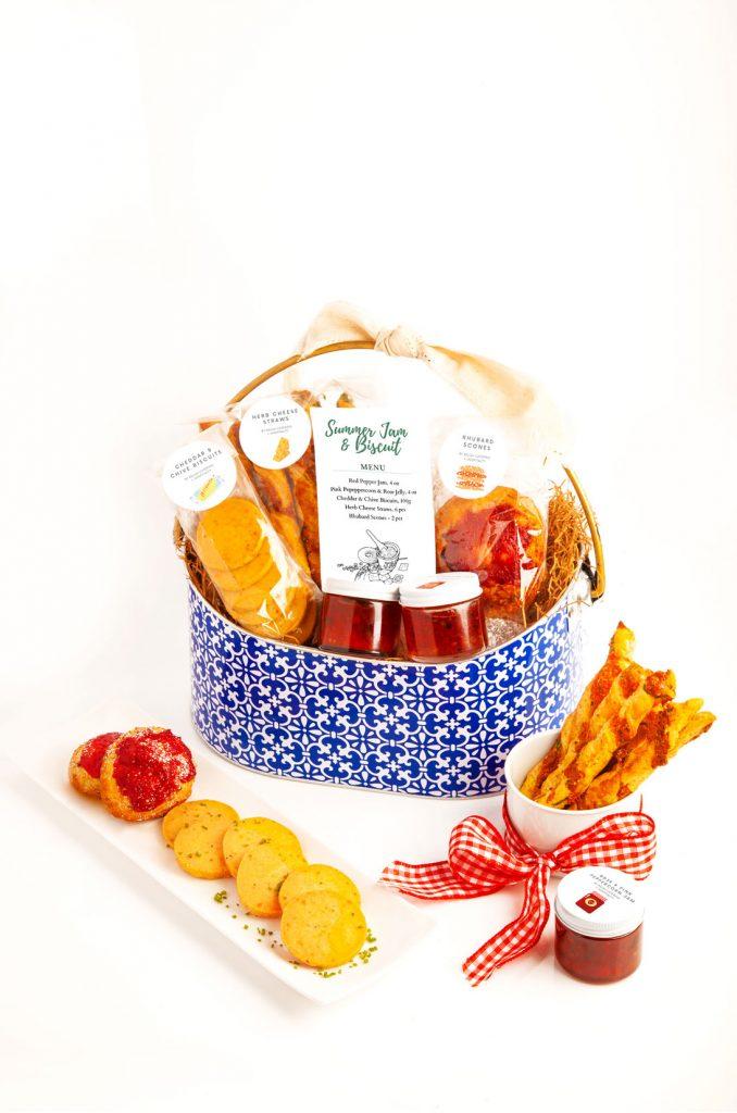 summer jam biscuit box