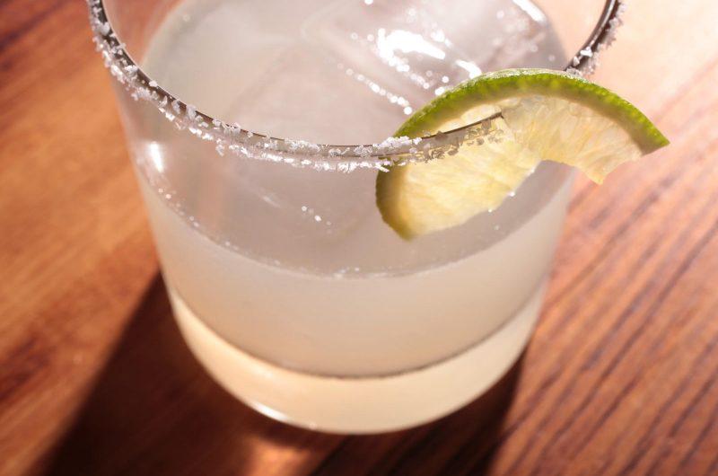 The Classic 3-2-1 Margarita