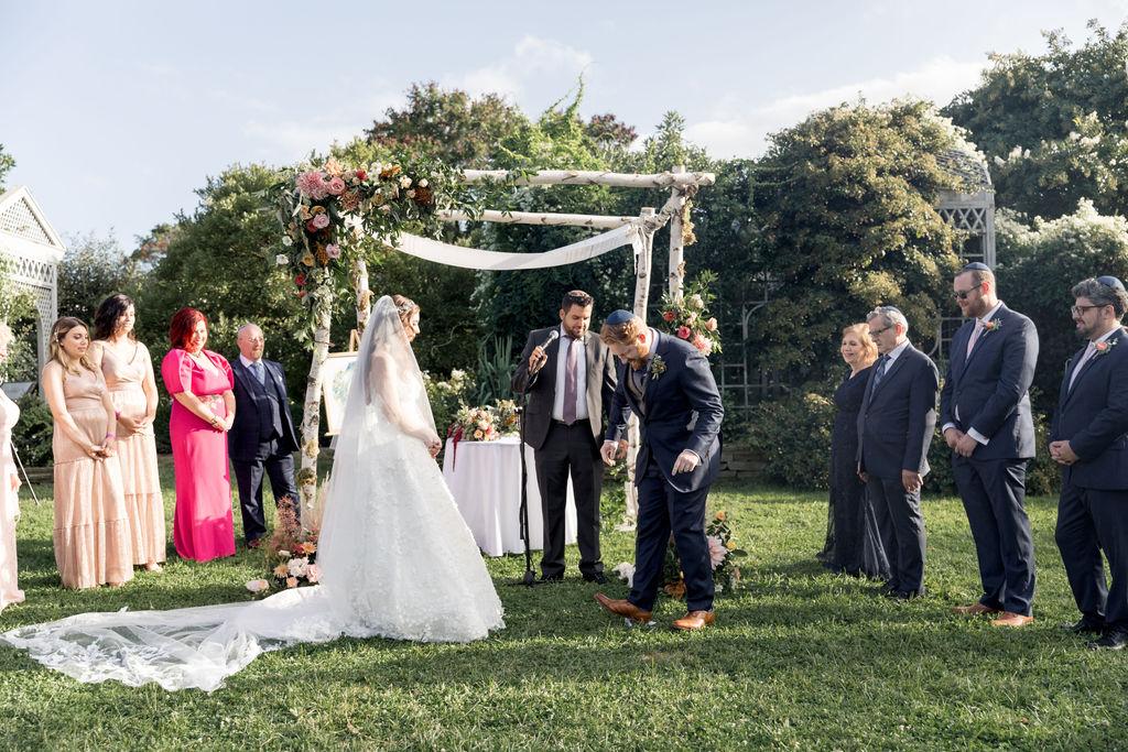 Snug Harbor Wedding